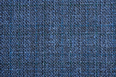 Dark blue fabric Stock Image