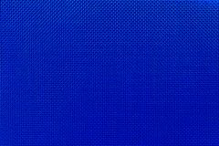 Dark blue fabric. Closeup of dark blue fabric texture for background used Royalty Free Stock Photo