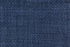 Dark blue fabric pattern texture stock photos