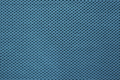 Dark blue fabric texture Stock Photography