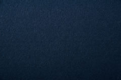 Dark blue felt texture. For background Royalty Free Stock Images