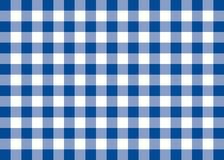 Dark Blue Gingham Pattern Background. This is a background illustration inspired in a gingham pattern royalty free illustration