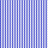 Dark Blue Gingham Seamless Background Stock Photo