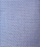 Dark blue grid Stock Image