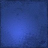 Dark blue grunge background Royalty Free Stock Photography