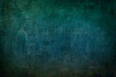 Dark blue grunge background Stock Photography