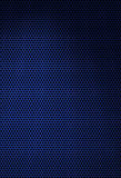 Dark blue hexagonal texture Stock Photo
