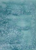 Dark blue indigo hand draw watercolor background with sea salt texture