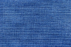 Dark blue jean background  and texture Stock Images