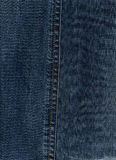 Dark blue jeans Royalty Free Stock Photo