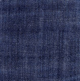 Dark Blue Jeans Denim Texture Stock Photo