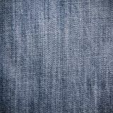Dark blue jeans texture Royalty Free Stock Photography