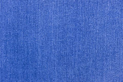 Dark blue jeans texture. Natural textile denim. Background royalty free stock image