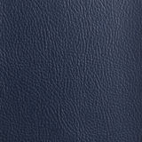 DARK BLUE LEATHER TEXTURED BACKGROUND Stock Photography