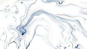 Dark blue plasma abstract background  on white Stock Photo