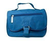 Dark blue rag bag Royalty Free Stock Photos
