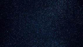 Dark blue shimmer texture. Grains abstract background. stock photo