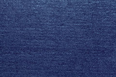 Dark blue stamped cardboard texture Stock Photography