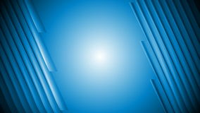 Dark blue tech striped video animation stock video footage