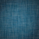 Dark blue textile background Stock Images