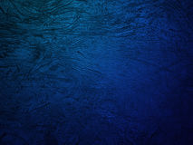 Close up blue abstract background. Royalty Free Stock Photo