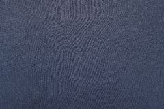 Dark blue texture of a textile material Stock Photography