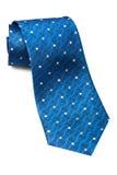 Dark blue tie Stock Photography