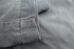Dark blue trousers Royalty Free Stock Images