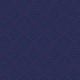 Dark blue vector repeatable pattern Royalty Free Stock Image