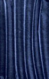 The dark blue velvet background Stock Photos