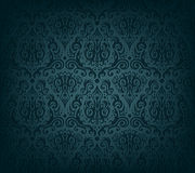 Dark blue wallpaper Royalty Free Stock Photo
