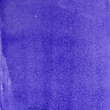 Dark blue watercolor texture Stock Photography