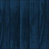 Dark blue wooden textures Stock Photography