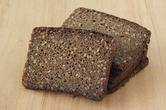 Dark bread Stock Photo
