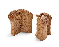 Dark bread Royalty Free Stock Photography