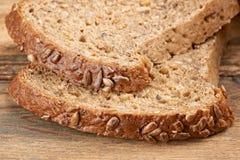 Dark bread Royalty Free Stock Photography