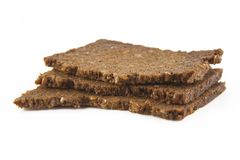 Dark bread Royalty Free Stock Photos