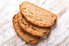 Dark bread Stock Photography