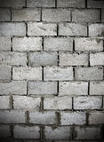 Dark brick wall Royalty Free Stock Photography