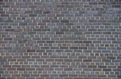 Dark brick wall royalty free stock photos