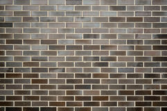 Dark Brick Wall Background Stock Photo