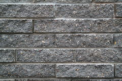 Dark brick wall Stock Photography