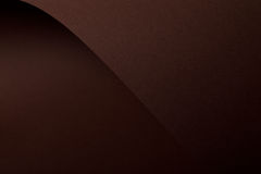 Dark brown cardboard Stock Photos