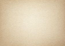 Dark brown clean paper texture Stock Image