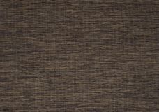 Dark brown cloth material texture background Royalty Free Stock Image
