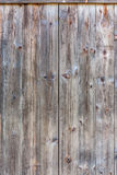 Dark brown color of natural wooden panel exterior wall backgroun Royalty Free Stock Image