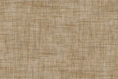 Dark brown colored seamless linen texture background stock illustration