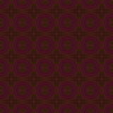 Dark Brown Colors Round grid Pattern Stock Images