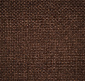 Dark brown fabric Royalty Free Stock Photo