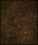 Dark brown fabric texture Royalty Free Stock Image